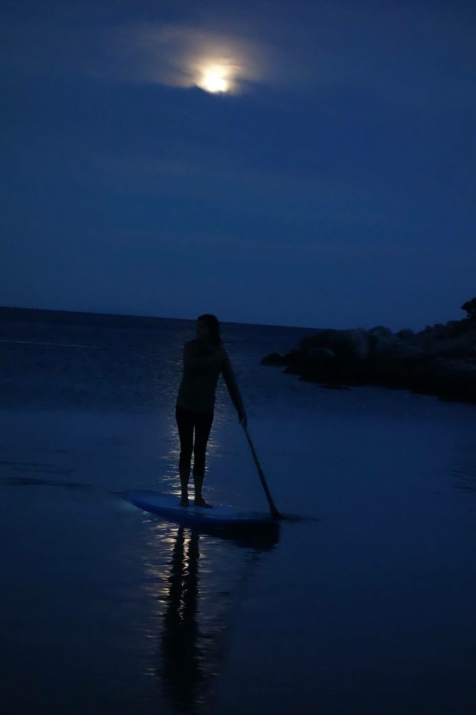 Night sup tours