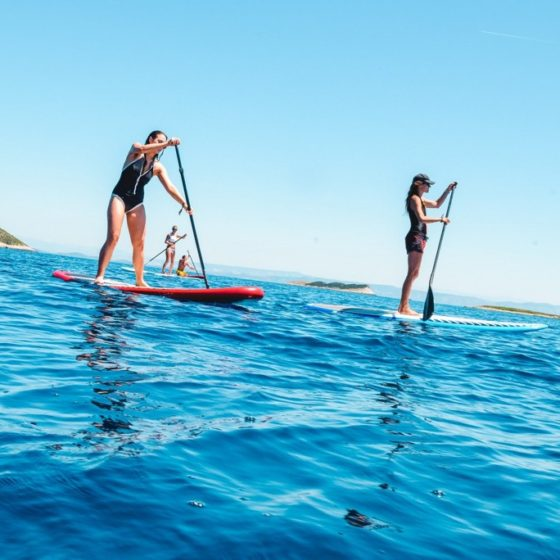 Sup tours - Stand Up Paddle Vis